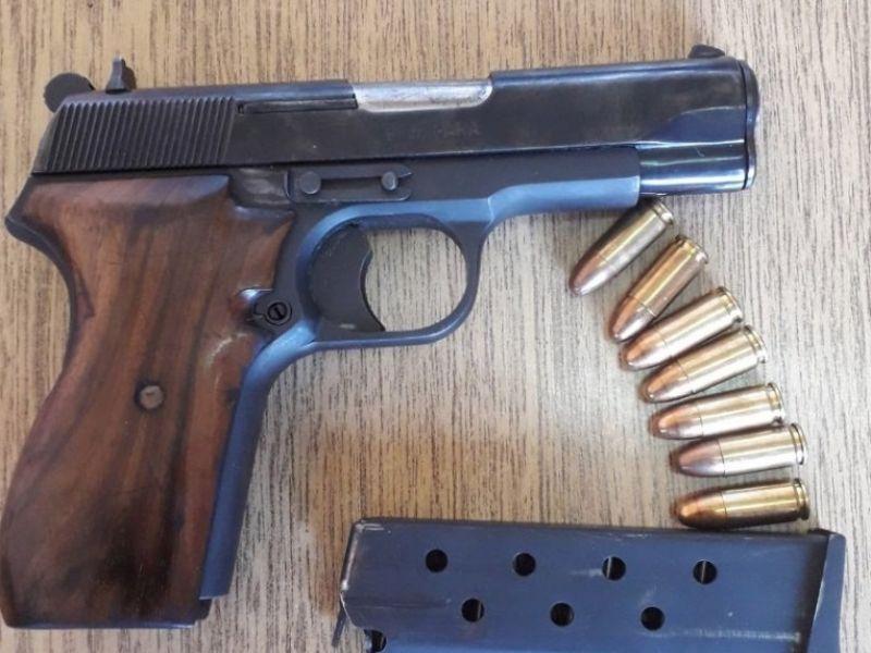 Nastavak policijske akcije: Kragujevčanin u firmi nedozvoljeno držao pištolj
