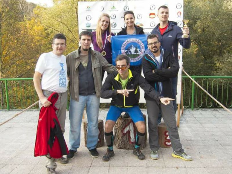 PEK Gora vicešampion Srbije u planinskom trčanju