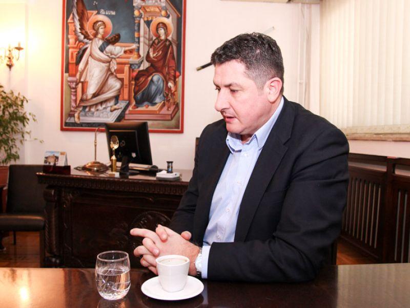 Intervju: PETAR VESELINOVIĆ - Formirati tim koji bi se bavio apliciranjem prema razvojnim programima