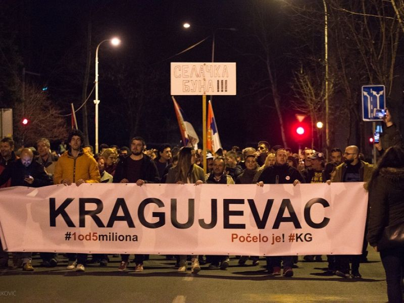 """""""1 od 5 miliona"""": Profesor Čupić predložio kako da zakon osigura fer klimu u izbornoj kampanji (FOTO)"""