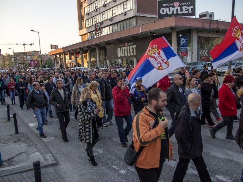 "Na 14. protestu ""1 od 5 miliona"" Kragujevčani pozvani da se priključe mitingu u Beogradu narednog vikenda (FOTO)"