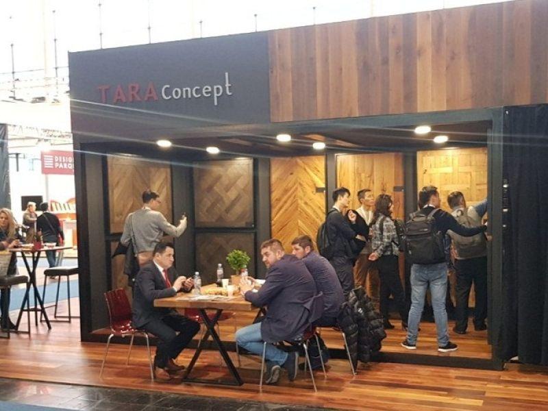 """TARA Concept"" na najvećem svetskom sajmu industrije podova i podnih obloga ""Domotex 2019"" (FOTO)"