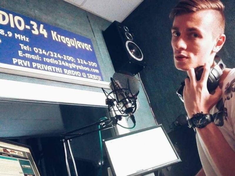 Vanja Kosovac: Privilegovan da mu omiljeni hobi bude i posao za koji je plaćen