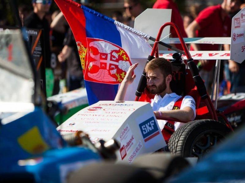 Studentska formula ZASTAVA 17 na svetskom takmičenju: Za Kragujevac su čuli mnogi, priča o Zastavi ponovo živi (FOTO)