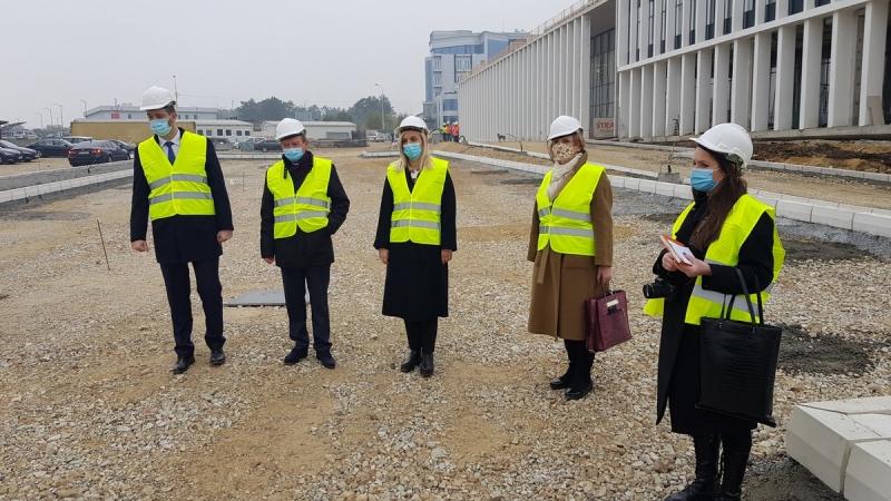 Otvaranje Palate pravde na proleće – Ministarka Popović: Očekujem veću efikasnost sudstva u Kragujevcu (FOTO)