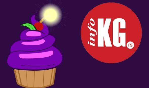 InfoKG slavi 1. rođendan