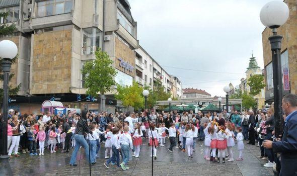 Počela nedelja posvećena najmlađima u Kragujevcu