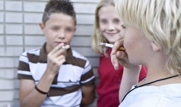 Cigarete sve više privlače osnovce