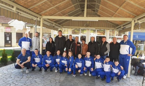 Karatistima Juniora ŠEST medalja u Čačku