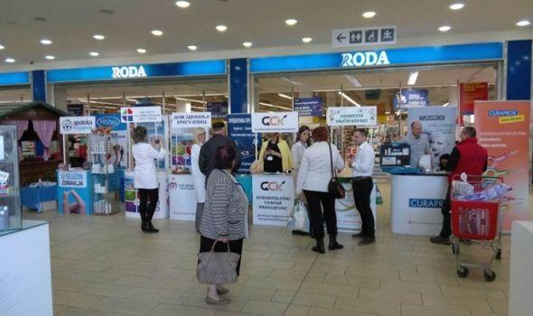 """""""Dani zdravlja"""": Besplatni pregledi, saveti i degustacije za Kragujevčane"""