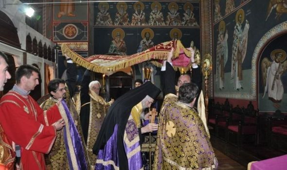 Raspored vaskršnjih bogosluženja