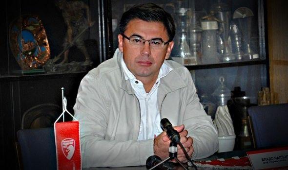 """Čapljić novi-stari trener """"Radničkog 1923"""""""