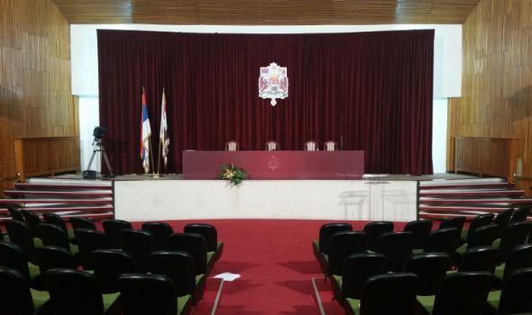 Zahvaljujući smanjenju cenzusa, umesto TRI, u kragujevačkom parlamentu SEDAM izbornih lista
