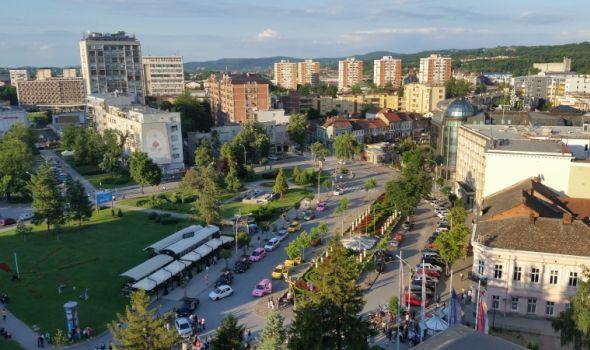 COVID-19 registrovan kod još četiri osobe u Kragujevcu