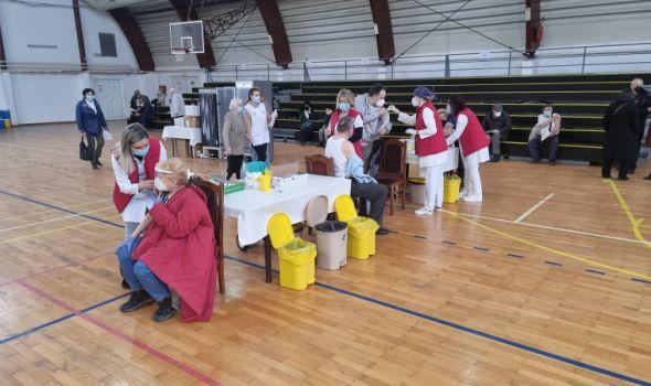 Protiv Korone do sada vakcinisano više od 33.600 Kragujevčana