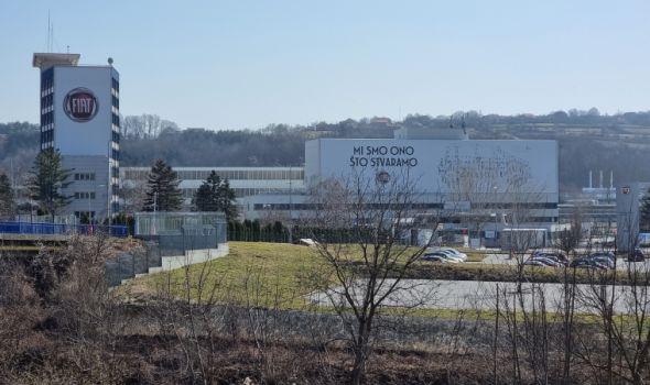 InfoKG saznaje: Radnicima Fiata ponuđen jednogodišnji rad u Slovačkoj