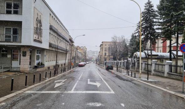 ZABELELO SE u Kragujevcu – Zimska služba: Sve saobraćajnice prohodne