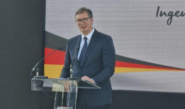 Vučić: Najbolje vreme za Kragujevac i Šumadiju tek dolazi (FOTO)