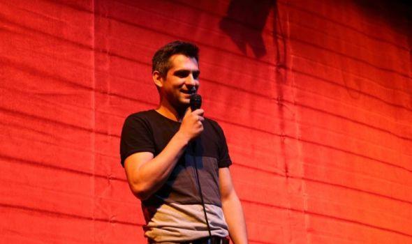 "Regionalni festival stand up komedije ""Balkan Up"" u Kragujevcu"