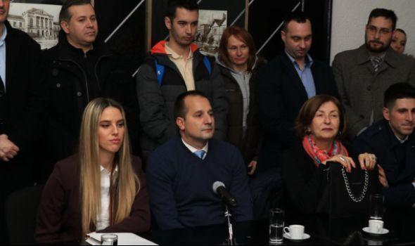 """Proglašena izborna lista """"300 Кragujevčana i Pokret Volim selo svoje – Dušan Zeka Aleksić"""", nakon otklanjanja nedostataka"""