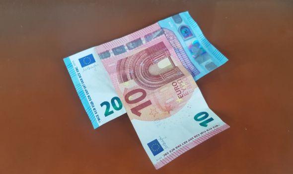 Od sutra počinju prijave za 30+30 evra