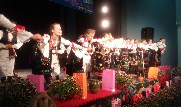 Dečji koncert folklora na PMF-u