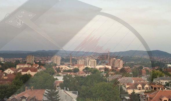 Snažan zemljotres u Albaniji probudio i Kragujevčane