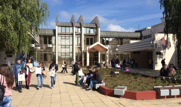 Na fakultetima kragujevačkog Univerziteta 3.730 slobodnih mesta, školarine do 170.000