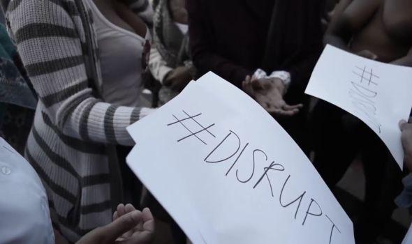 "Movie Activism: ""Disrupt"" i ""It happened in the City"" u SKC-u"