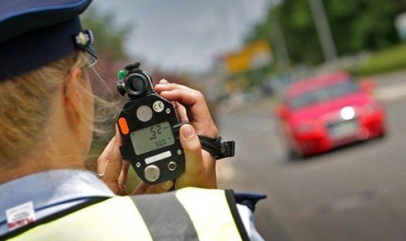 Vozači oprez: Pojačana radarska kontrola na kragujevačkim ulicama