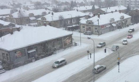 """""""Zimska služba"""" ne očekuje probleme, neke linije javnog prevoza skraćene"""