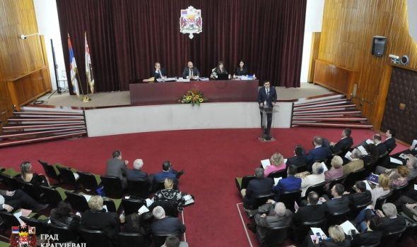 Zakazana 8. sednica Skupštine grada