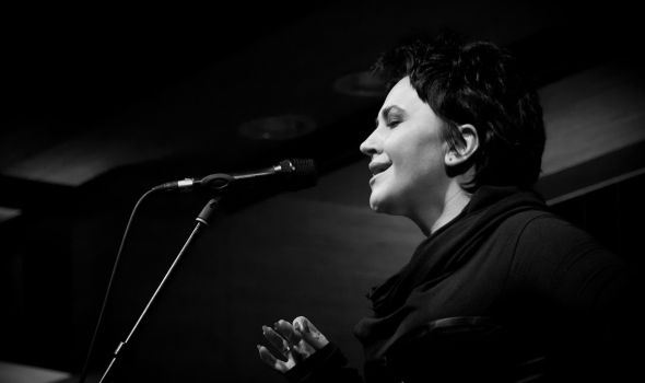 Na oduševljenje publike: Amira Medunjanin ponovo u Kragujevcu