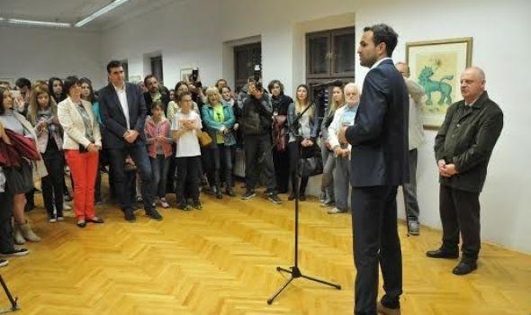 Kragujevčani oduševljeni Dalijem, Muzej posećeniji nego ikad