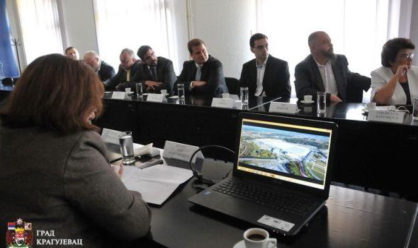 Kragujevac i Južnomoravska regija zajedno apliciraju za sredstva iz EU fondova