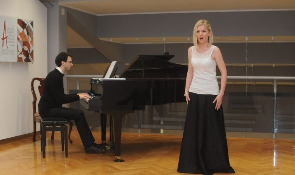Koncert studenata sa katedre za gudačke instrumente