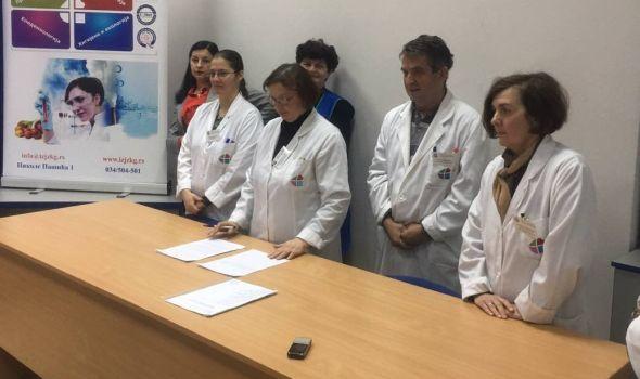 Zaposleni u Institutu za javno zdravlje traže smenu eksternih članova UO