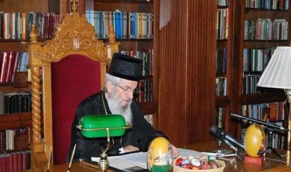 Božićna poslanica episkopa šumadijskog Gospodina Jovana