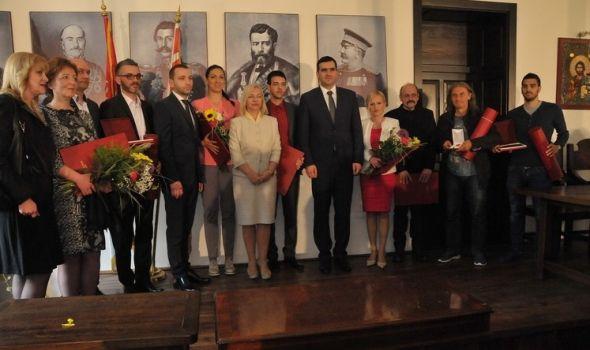 Svečana sednica SG: Uručene Đurđevdanske nagrade i priznanja (FOTO)