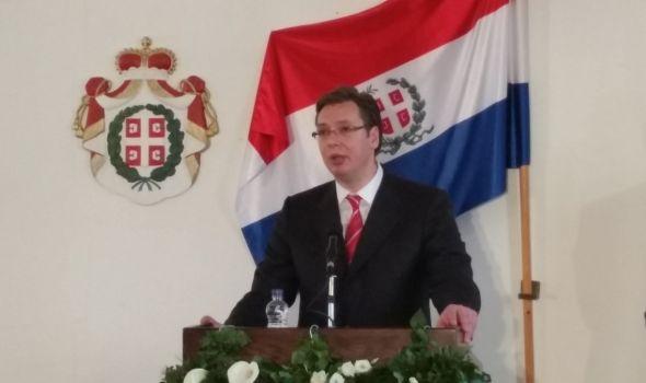 Vučić: Pouke iz istorije putokaz za bolju budućnost (FOTO)
