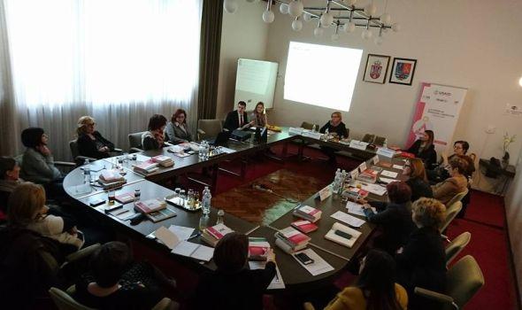 Političarke u Kragujevcu unapređuju veštine