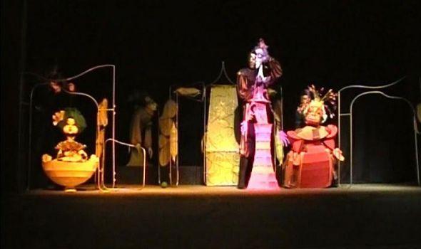 """""""Princeza na zrnu graška"""" u Pozorištu za decu (VIDEO)"""
