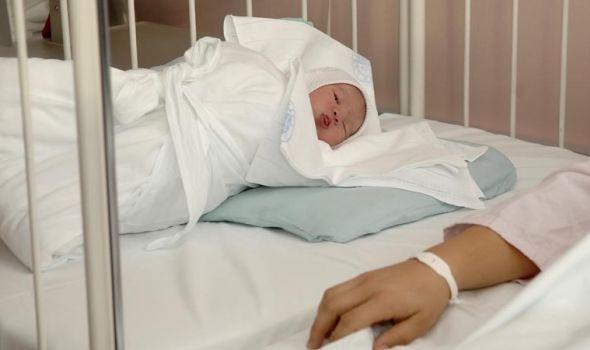 Dečak prva beba 2017. godine u Kragujevcu