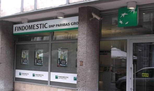 """Direktna banka"" Kragujevac kupila ""Findomestic"""