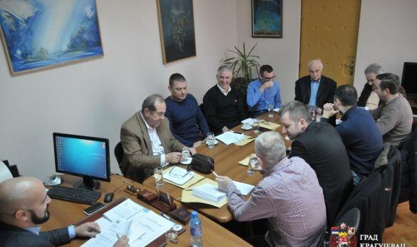 Odbornici 16. decembra o rebalansu budžeta
