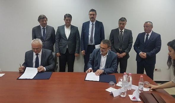 """""""Milanović inženjering"""" uspostavio saradnju sa albanskom """"Delia grupom"""""""