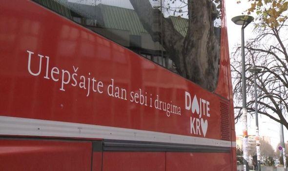Kragujevac lider u humanosti: Počinje letnja kampanja dobrovoljnog davalaštva krvi