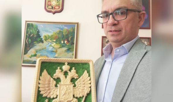 """Priznanje """"Abraševiću"""" stiglo iz Moskve"""