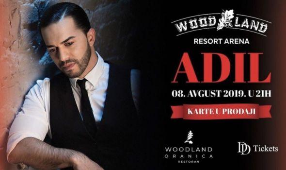 ADIL u Woodland Areni