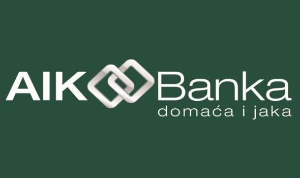 Start paket tekući račun AIK Banke